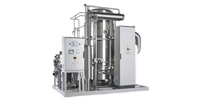 ThermoPharma - Model BD1000 - 1000 l/h Capacity - Thermocompression