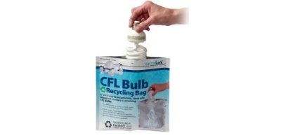 VaporLok - Model CFL - Compact Fluorescent Lamp Recycling Bags