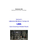 Laboratory Membrane Screening System - Brochure