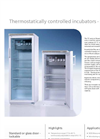 Model TC series - Incubator- Brochure
