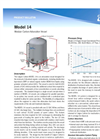 Calgon Carbon - Model 14 - Modular Carbon Adsorption Vessel Brochure