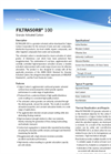 Filtrasorb - 100 - Granular Activated Carbon Brochure