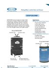 Disposorb - High-Density Polyethylene Units Brochure