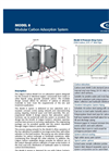 Calgon Carbon - Model 8 - Modular Carbon Adsorption System Brochure