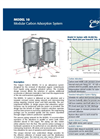 Calgon Carbon - Model 10 - Modular Carbon Adsorption System Brochure