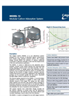 Calgon Carbon - Model 12 - Modular Carbon Adsorption System Brochure