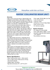 Rayox® Collimated Beam Unit