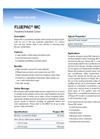 Fluepac - MC - Powdered Activated Carbon - Brochure
