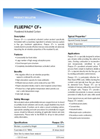 Fluepac - CF Plus - Powdered Activated Carbon - Brochure
