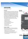 Disposorb - - Carbon Adsorber Canisters - Brochure