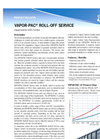 VAPOR-PAC - 10 - Equipment For VOC Control - Brochure