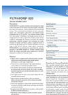 Filtrasorb - 820 - Granular Activated Carbon - Brochure