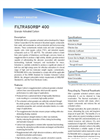 Filtrasorb - 400 - Granular Activated Carbon - Brochure