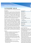 Filtrasorb - 400-M - Granular Activated Carbon - Brochure