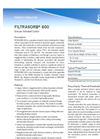 Filtrasorb - 600 - Granular Activated Carbon - Brochure