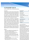 Filtrasorb - 600-M - Granular Activated Carbon - Brochure