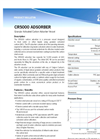 Calgon Carbon - CR5000 - Granular Activated Carbon Adsorber Vessel - Brochure