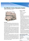Calgon Carbon - Dual Module Carbon Adsorption System - Brochure