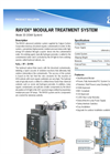Rayox - Model 30 - Modular Treatment System - Brochure