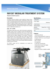 Rayox - Model 60 - Modular Treatment System - Brochure
