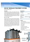 Rayox - Model 90 - Modular Treatment System - Brochure
