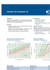 Carbsorb - 30 and 40 - Coal-Based Granular Activated Carbons Brochure