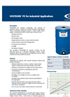 Ventsorb PE for Industrial Applications