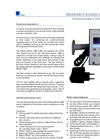 iM50 Fume Hood Monitors Technical Datasheet