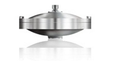 Saip - Model APT1 Type - Stainless Steel Body Pulsation Damper with Exchangeable PTFE Diaphragm