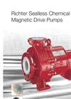 Model MNK - Magnetic Drive Pump – Brochure