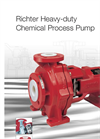 Model SCK 25-25-100 - Mechanically Sealed Pumps - Brochure