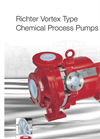Vortex - Model MNK-X - Chemical Process Pumps- Brochure