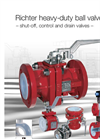 Model DN15-DN200 - Ball Valve - Brochure