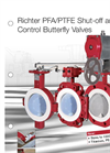 Model NK/F - Butterfly Valves - Brochure