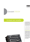 Campbell - Model CR200X - Data Loggers - Brochure