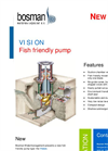 Model BCK-V - Fish Friendly Pump- Brochure