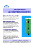 Articmaster - Air-Conditioning or Refrigeration Systems - Brochure