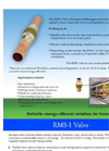 Model RMS-1 - Refrigerant Management System - Brochure