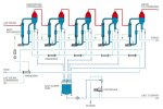 Multiple Effect Evaporation Plant