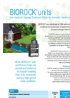 Biorock - Package Sewage Treatment Plants Brochure