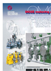 Doxe- Model API 675 - Heavy Duty Process Metering Pumps Brochure