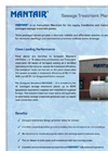 Packaged Sewage Treatment Plants - Brochure