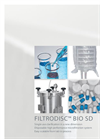 Discstar - Model G - Stainless Steel Filter Housing Brochure