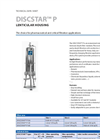 Discstar - Model P - Stainless Steel Filter Housing Brochure