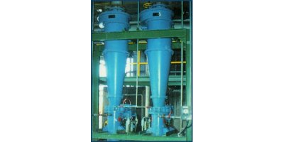 Hydrocyclones for pulp and paper applications