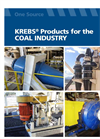 Krebs Products for the Coal Processing Industry Brochure