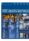 KREBS Separation Technology for Power, Industrial & Water Treatment Brochure