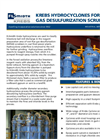 Krebs Hydrocyclones For Wet Flue Gas Desulfurization Scrubbers Brochure