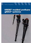 KREBS Molded Urethane gMAX Cyclones Brochure