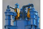 Krebs - Flue Gas Desulfurization Cyclones for Power Applications